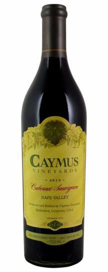 2015 Caymus Cabernet Sauvignon