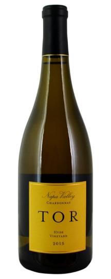 2015 Tor Kenward Family Vineyards Chardonnay Hyde