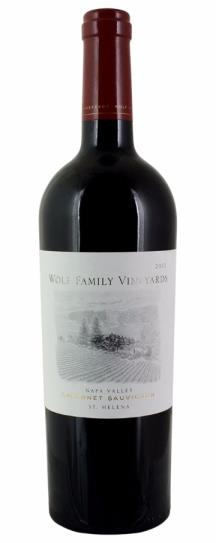 2012 Wolf Family Vineyards Wolf Family Cabernet Sauvignon St. Helena