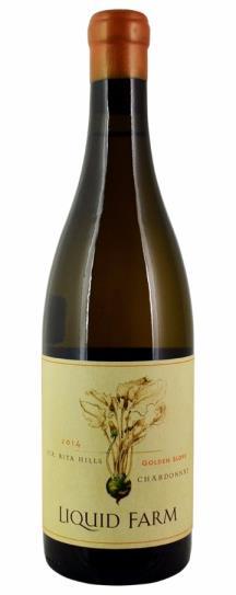 2014 Liquid Farm Liquid Farm Chardonnay Golden Slope