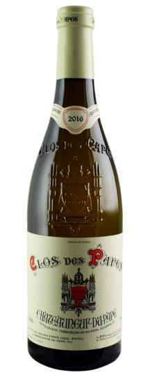 2015 Clos des Papes Chateauneuf du Pape Blanc
