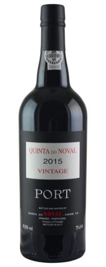 2015 Quinta do Noval Vintage Port