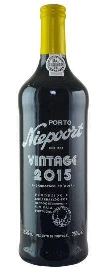 2015 Niepoort Vintage Port