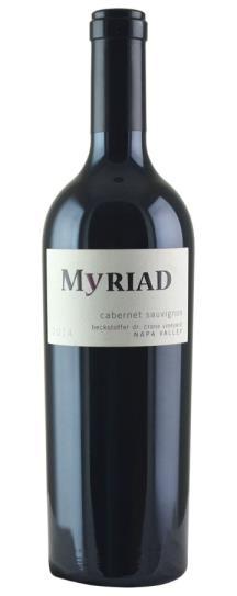 2014 Myriad Cabernet Sauvignon Beckstoffer Dr. Crane Vineyard