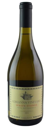 2014 Catena Zapata, Bodegas Chardonnay White Stones