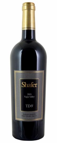 2015 Shafer Vineyards Shafer Vineyards TD-9