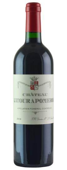 2014 Latour a Pomerol Bordeaux Blend