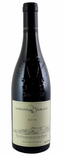 2014 Domaine Giraud Chateauneuf du Pape Tradition