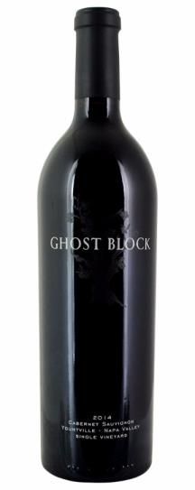 2014 Ghost Block Cabernet Sauvignon Single Vineyard
