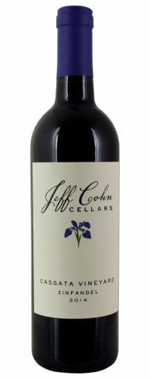 2014 Jeff Cohn Cellars Cassata Vineyard Zinfandel