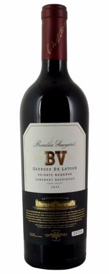2014 Beaulieu Vineyard Private Reserve Georges de Latour