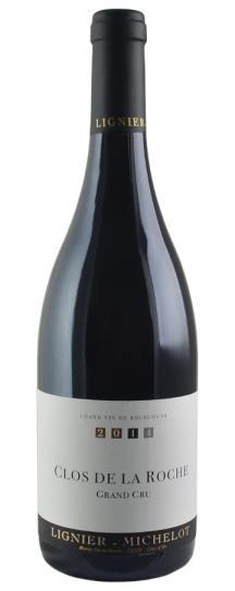 2014 Lignier-Michelot Domaine Clos de la Roche