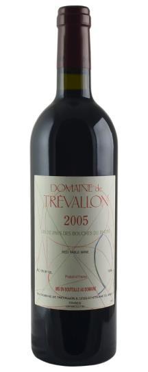 2005 Domaine de Trevallon Vdp des Bouches du Rhone