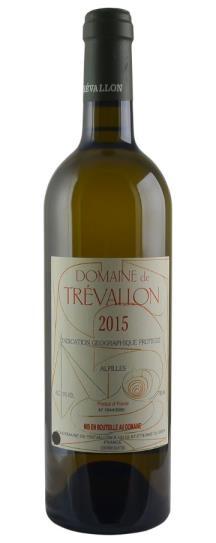 2015 Domaine de Trevallon IGP des Alpilles Blanc
