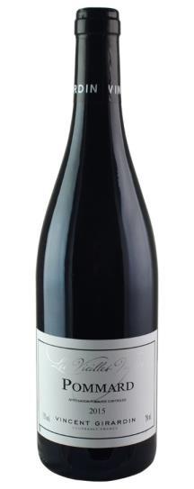 2015 Girardin, Vincent Pommard Vieilles Vignes
