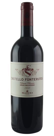 2013 Castello di Fonterutoli Chianti Classico Gran Selezione