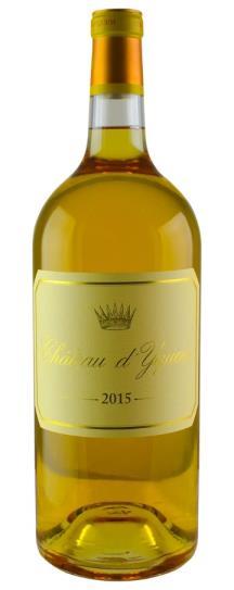 2015 Chateau d'Yquem Sauternes Blend