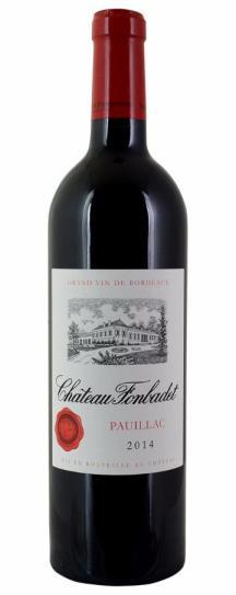 2014 Fonbadet Bordeaux Blend