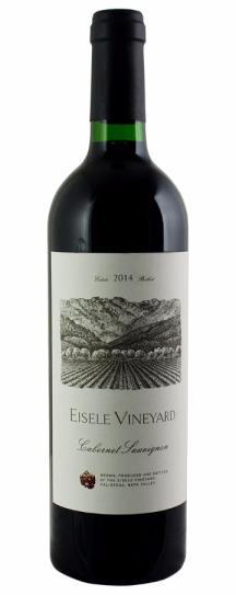 2014 Eisele Vineyard Cabernet Sauvignon