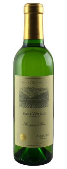 2014 Araujo Estate Sauvignon Blanc Eisele Vineyard