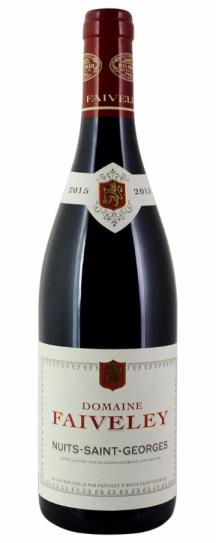 2016 Faiveley Nuits St Georges