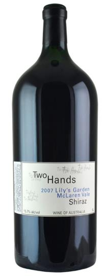 2007 Two Hands Shiraz Lily's Garden