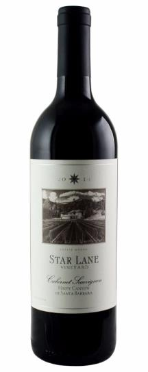 2014 Star Lane Vineyards Cabernet Sauvignon