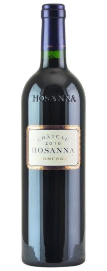 2015 Hosanna Bordeaux Blend