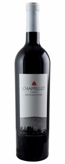 2015 Chappellet Mountain Cuvee