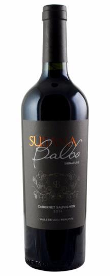 2014 Susana Balbo Cabernet Sauvignon
