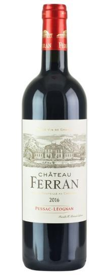 2017 Ferran Bordeaux Blend