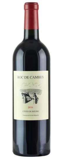 2016 Roc des Cambes Bordeaux Blend