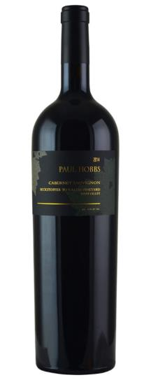 2014 Paul Hobbs Cabernet Sauvignon Beckstoffer To Kalon Vineyard