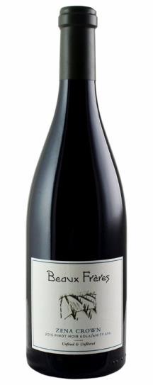 2015 Beaux Freres Zena Crown Pinot Noir