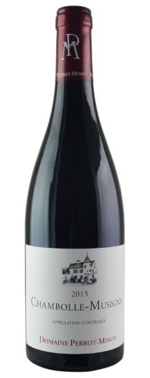 2015 Domaine Henri Perrot Minot Chambolle Musigny Vieilles Vignes