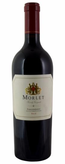 2012 Morlet Family Vineyards Cabernet Sauvignon Passionnement