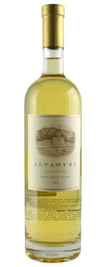2013 Altamura Sauvignon Blanc