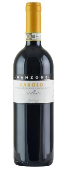 2013 Manzone, Giovanni Barolo Castelletto