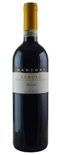 2013 Manzone, Giovanni Barolo Bricat