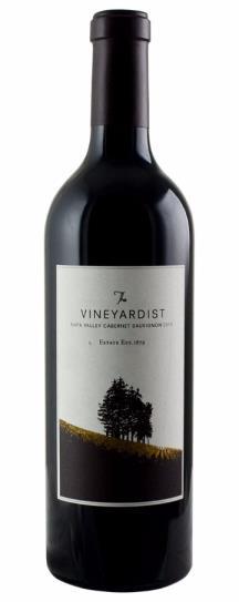 2010 The Vineyardist Cabernet Sauvignon