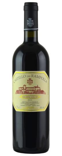 2013 Castello dei Rampolla Sammarco IGT