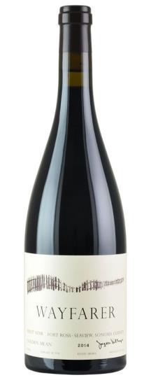 2014 Wayfarer Pinot Noir Golden Mean