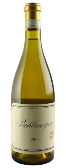 2015 Pahlmeyer Winery Chardonnay Napa
