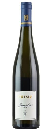 2016 Weingut Fred Prinz Hallgartener Jungfer Riesling Grosses Gewaechs