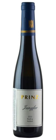 2015 Weingut Fred Prinz Hallgartener Jungfer Riesling Auslese