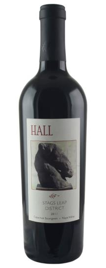 2011 Hall Cabernet Sauvignon Stags Leap District