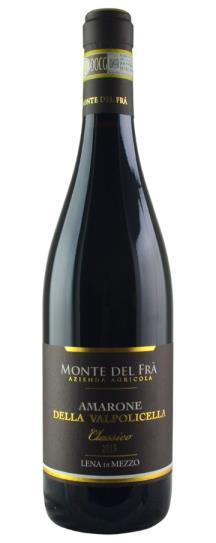 2013 Monte del Fra Amarone Della Valpolicella Classico Lena di Mezzo