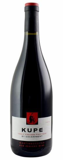2014 Escarpment Pinot Noir Kupe