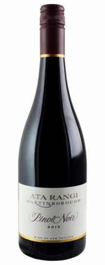 2015 Ata Rangi Pinot Noir