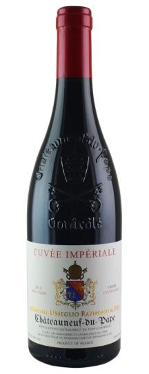 2015 Domaine Raymond Usseglio Chateauneuf du Pape Cuvee Imperiale